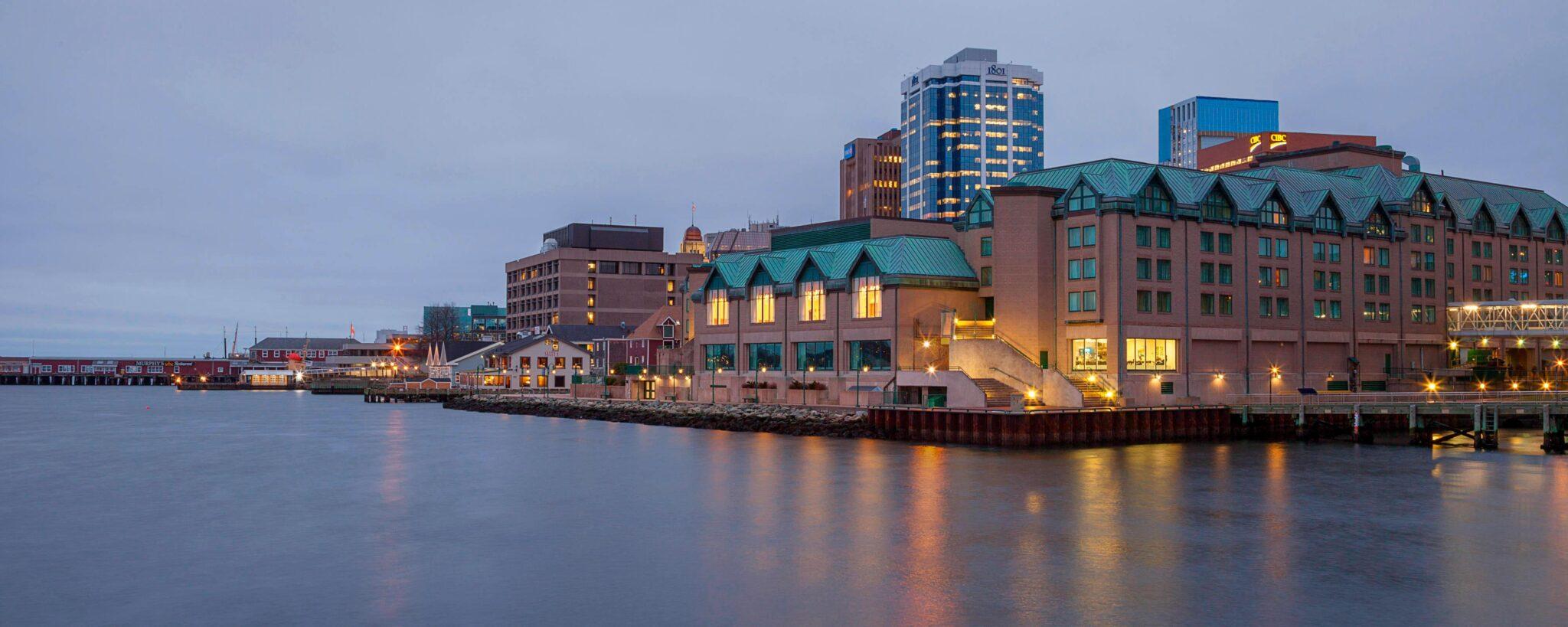 Marriott Halifax Harbourfront